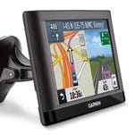GPS gadgets are usually quite reliable, but you have to keep your eyes on the road.