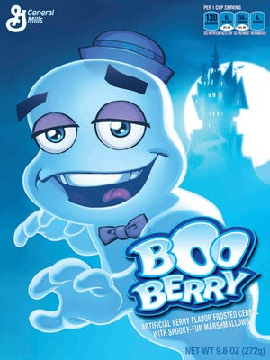 Comic-book artist Jim Lee loves Boo Berry cereal and has redesigned the ghostly mascot  for limited-edition packaging this fall.