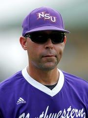 NSU coach Lane Burroughs