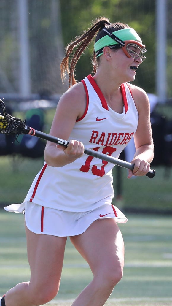 North Rockland's Kerri Gutenberger during the Section