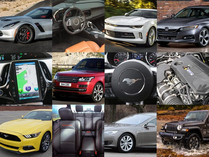 What's your dream car? Survey finds favor for American