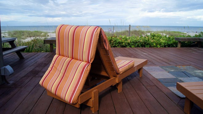 "Situated directly on the Atlantic Ocean in historic Cocoa Beach, Beach Place Guest Houses provides ""boutique"" accommodations with a magnificent view of the Atlantic Ocean."