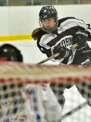 Katelyn Ramthun leads the Storm with 28 goals and 51 points this season