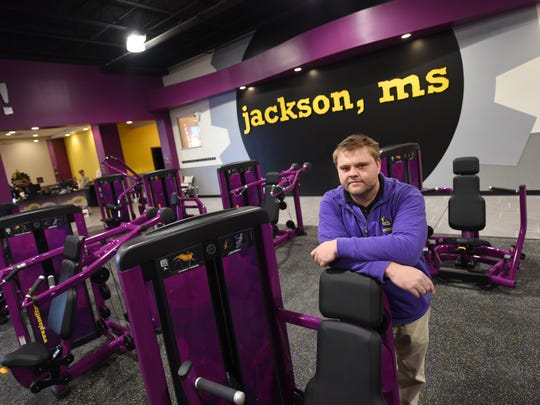 Regional Manager Mike Jones has overseen the opening of Planet FItness's newest area location in Deville Plaza in Jackson.