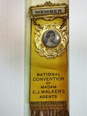 A National Convention of Madam C.J. Walker's agents
