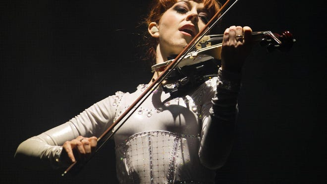 Lindsey Stirling is set to perform at Riverside Theater on Oct. 14.