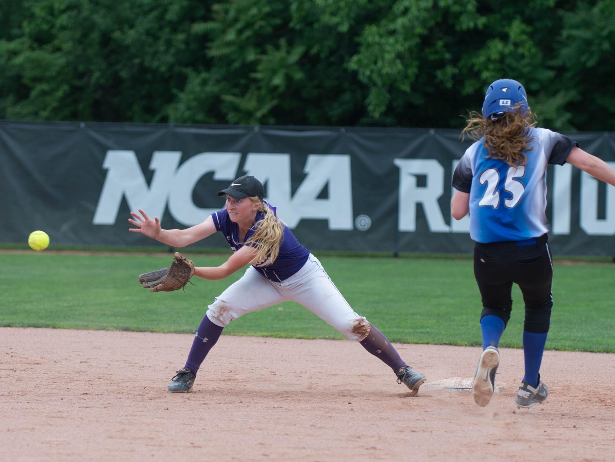 Bronson's Kinslea Blouin is among three Vikings and 18 players overall to make the Enquirer All-Area Softball Team.