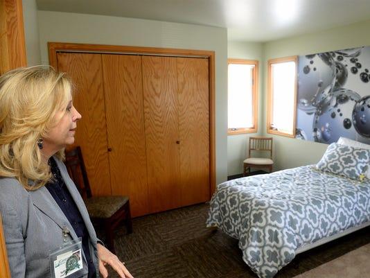 2 Crisis Center Bedroom