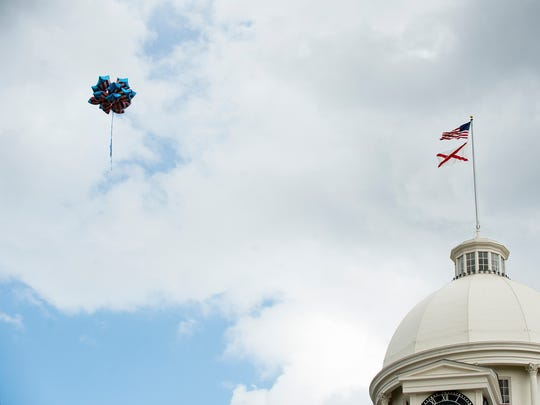The Alabama Capitol