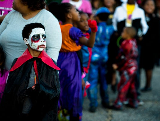 Sheriff's Office Annual Halloween Spooktacular