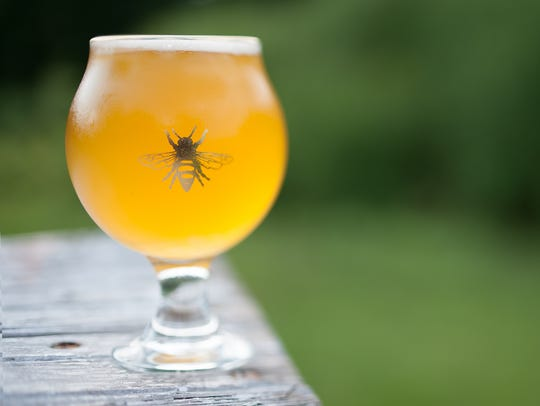 All of Plan Bee Farm Brewery's beers are crafted, in