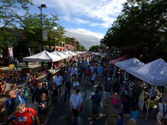 The Farmers Market on Broadway returns for its summer
