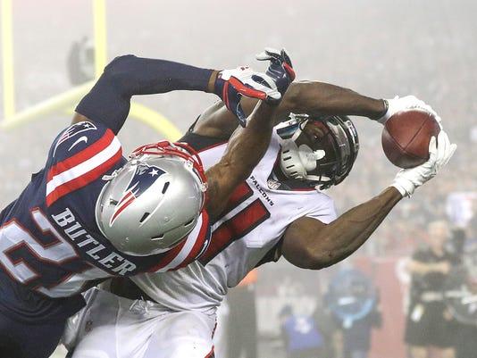 Atlanta Falcons v New England Patriots *** BESTPIX ***