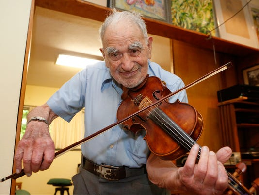 06-Ed Simons, Violinist/Conductor