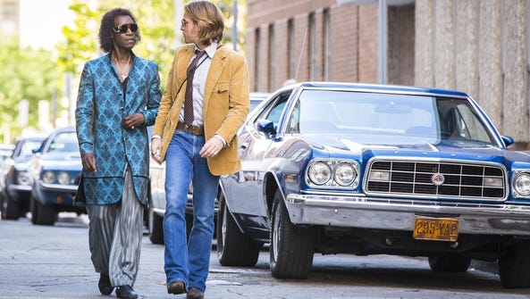 Tony Blaine's 1973 Ford Gran Torino was used in the