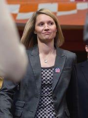 New Louisiana Tech women's coach Brooke Stoehr was