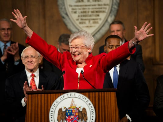 State of the State Kay Ivey