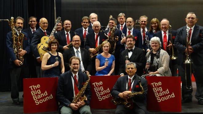 """County Players' production of """"Broadway: Big Band Style"""" kicks off this weekend."""