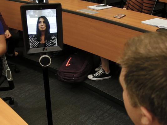Classroom robot