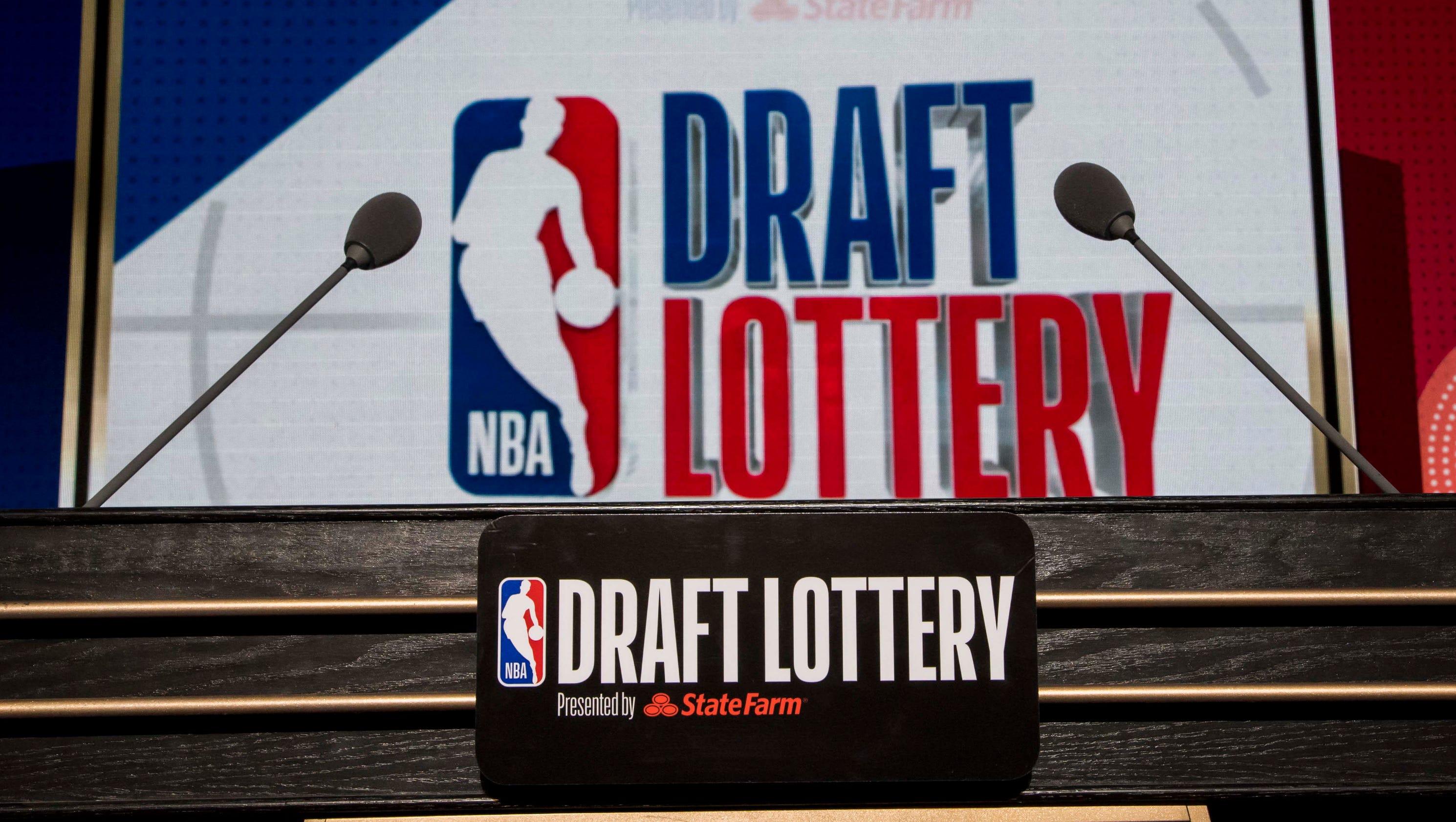 NBA Mock Draft: First-round picks
