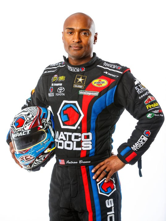 Antron-Brown