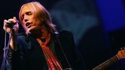 Tom Petty in 2005.