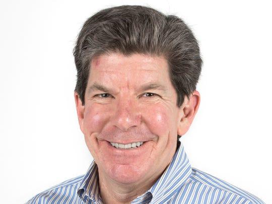 Brian Dickerson, Detroit Free Press Editorial Page Editor