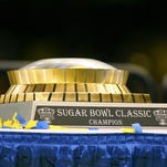 Ole Miss appears headed to the Sugar Bowl after Alabama defeated Florida in the SEC championship game.