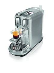 Nespresso's Creatista Plus allows coffee lovers to
