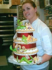 Christine Boerner at Karl's Quality Bakery original