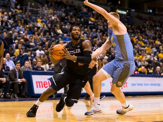 NCAA Basketball: Butler at Marquette