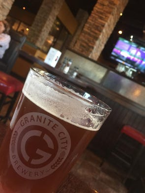 Granite City Food Brewery Sioux Falls Sd