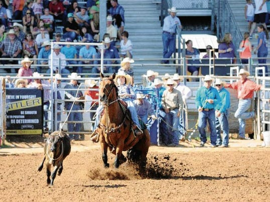 The Pro Rodeo Cowboys Association is hosting a free one-day roughstock camp Oct. 3 at the Southern New Mexico State Fair rodeo arena. To learn more or register visit prorodeo.com/prorodeo/rodeo/youth-rodeo.