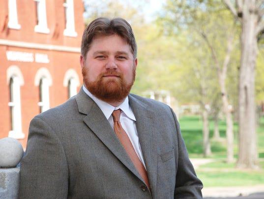 Photo of Eric Thomas Weber