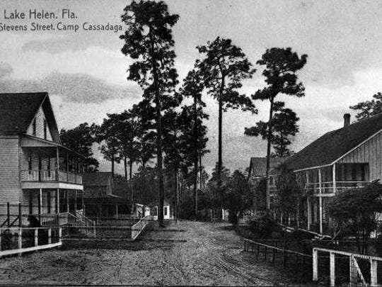 The Spiritualist community of Cassadaga was founded