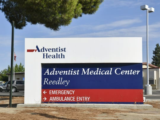 Adventist Medical Center Reedley on Thursday, July