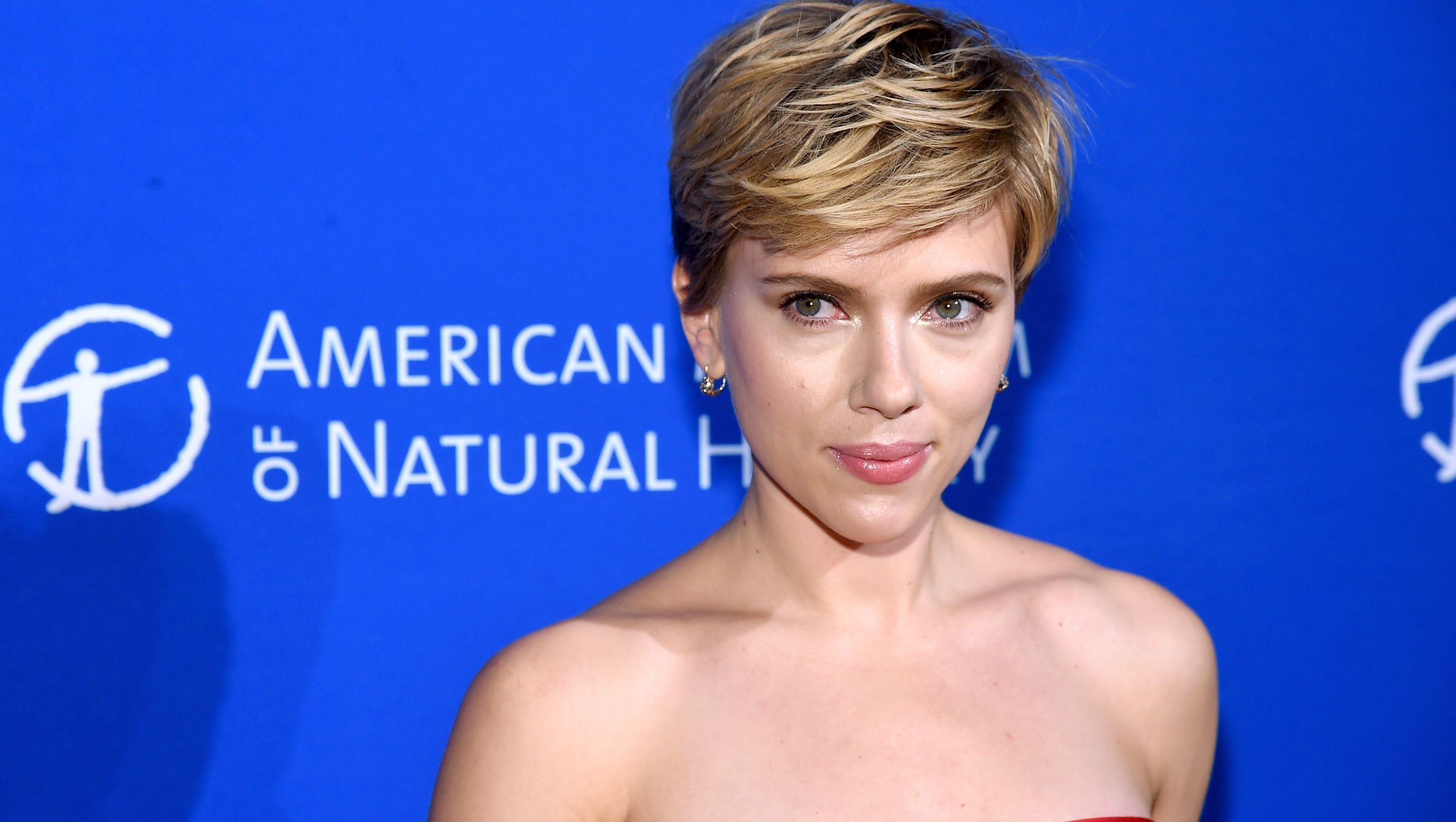 Scarlett Johansson Faces Backlash Again For Role As Transgender Man