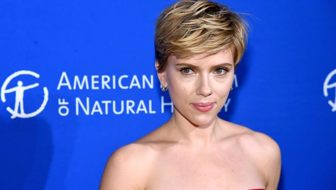 "Scarlett Johansson has withdrawn from her transgender role in ""Rub & Tug."""
