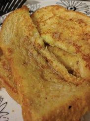 Honey Bread French Toast