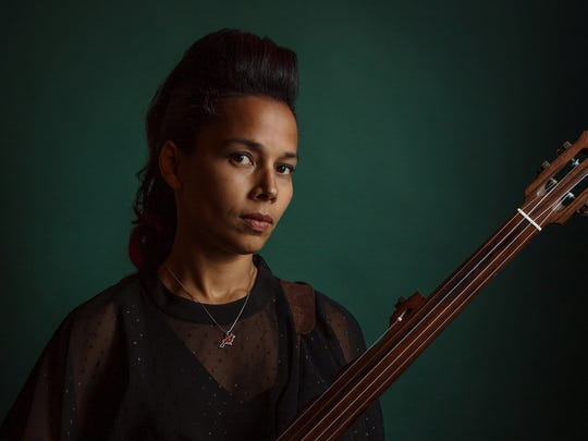 Rhiannon Giddens closes out this year's Burlington Discover Jazz Festival with a show Sunday at the Flynn Center.