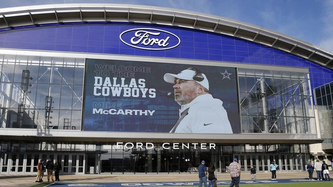 New coach Mike McCarthy could soon have the Cowboys rounded up at the Star in Frisco now that the NFL has set procedures for a return to practice facilities.