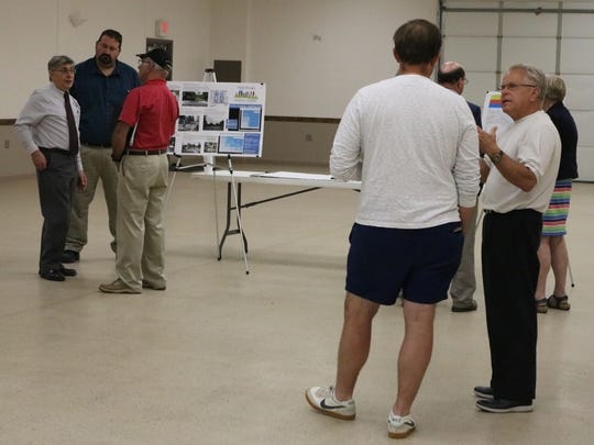 Ottawa County hosted a public meeting Wednesday to collect input from the community as it begins the planning process for a potential new bike path.