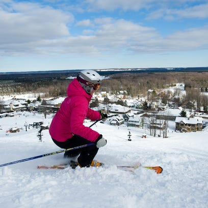 An expansion project at Crystal Mountain in Thompsonville, will receive state funds, officials announced Thursday.