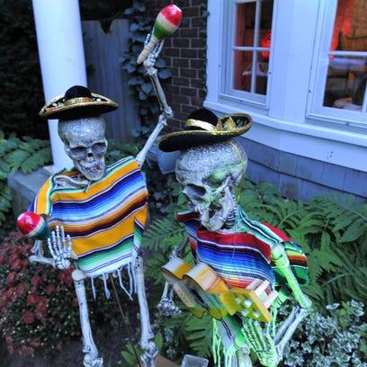 Homestyle Dia de los Muertos