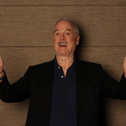 John Cleese to Monty Python fans: Ask me anything