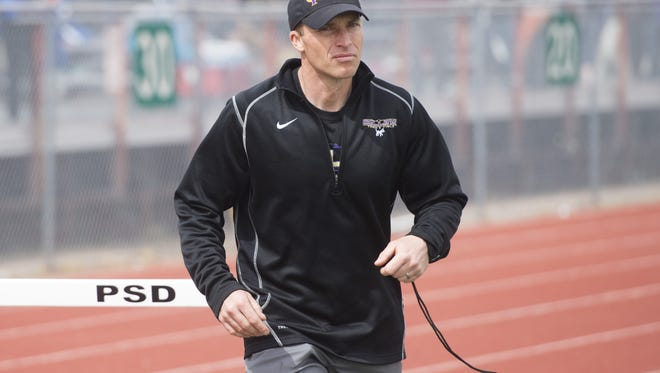 Fort Collins High School's Conrad Crist was named the top boys track coach in Colorado for 2017 by NFHS.