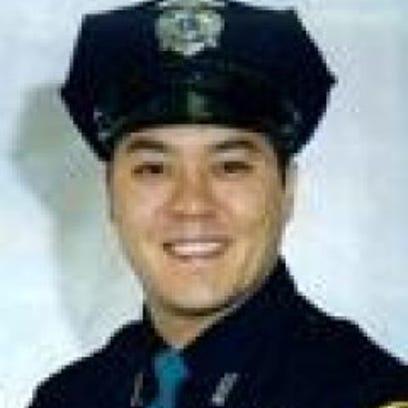 Late Manitowoc police officer Dale TenHaken, slain