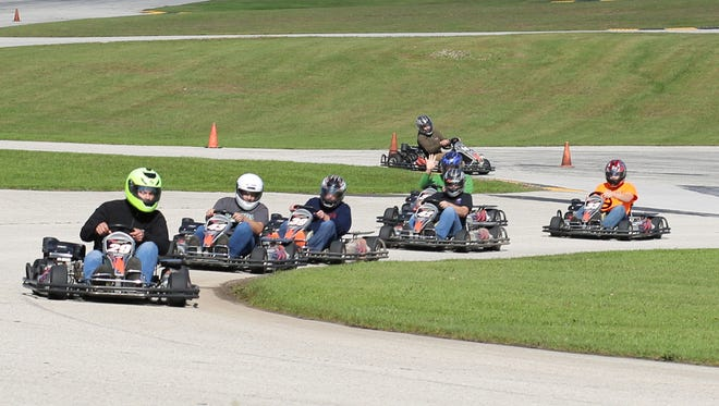 Registration for the 2017 Junior Achievement Corporate Challenge at Road America is underway, with 24 corporate team spots available for the daylong event on September 21.