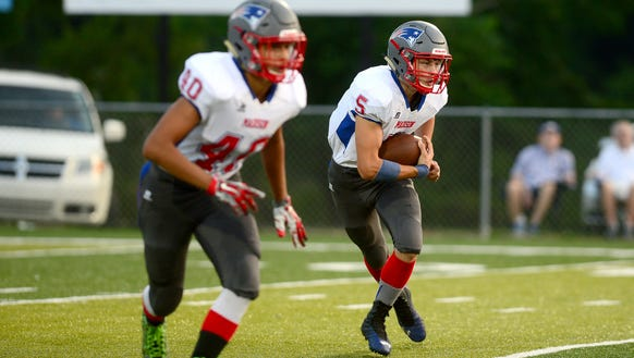Madison is the road team for Thursday's football game