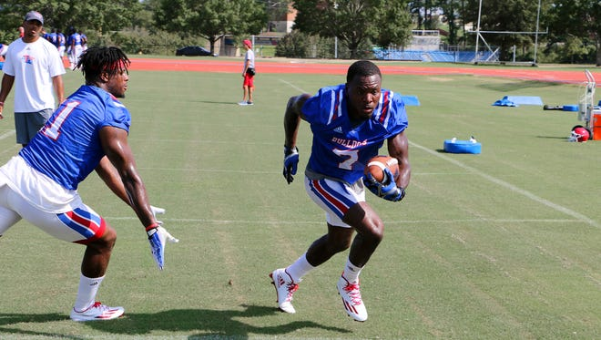 Louisiana Tech senior safety Xavier Woods, who hails from West Monroe, will lead the Bulldogs' defense in 2016.